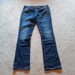Silver Jean's New Without Tags ELYSE W30 L35